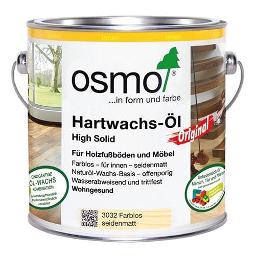 официальный дилер osmo - масло с твёрдым воском original
