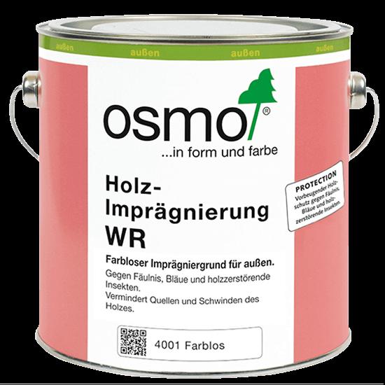 Антисептик для дерева OSMO Holz-Impragnierung WR 4001 Бесцветный