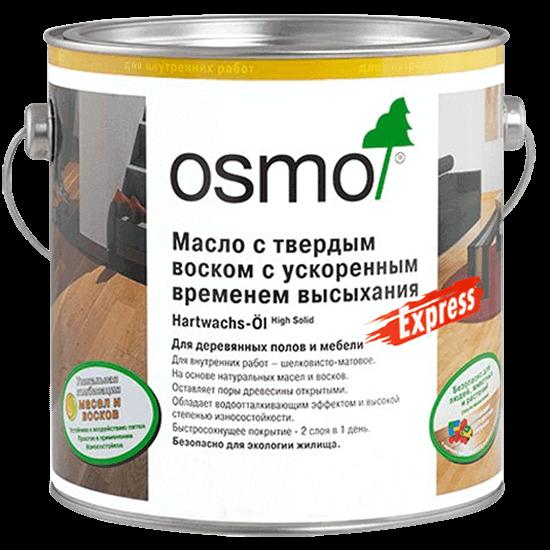 OSMO 3362 Матовое · Быстросохнущее масло с воском «Экспресс»
