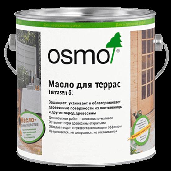 Масло для террас OSMO Terrasen-Öl Farbig