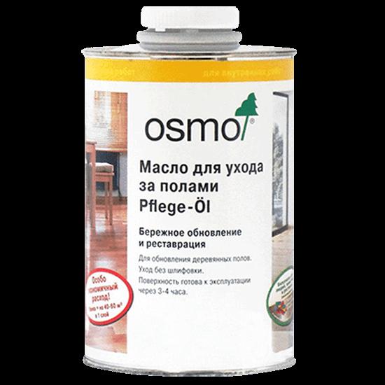 Масло для ухода за паркетом и паркетными полами - OSMO Pflege-Öl