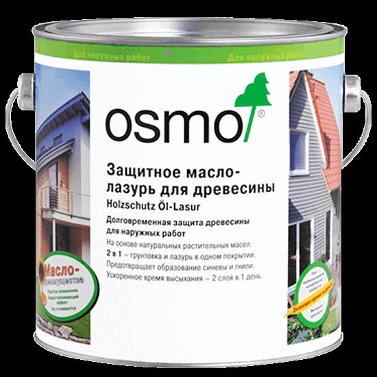 лазурь osmo - Защитное масло-лазурь для дерева OSMO Holzschutz Öl-Lasur
